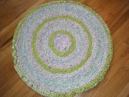 lavender and lime green rug crochet lime green rag rugs