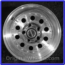 Ford Ranger Lug Pattern Impressive 48 Ford Explorer Rims 48 Ford Explorer Wheels At OriginalWheels