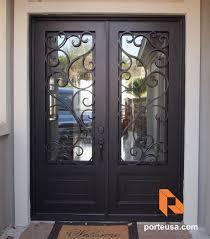 entry doors near me. http://porteusa.com/ wrought iron double door by porte, color entry doors near me n