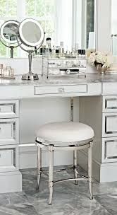 white vanity chair with back. vanity chair with back peachy makeup regard to the most amazing adjustable ordinary white t
