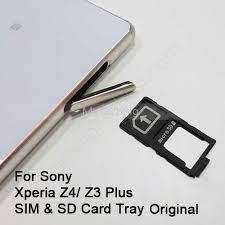 Sony Xperia Z4 Z3 Plus Z+ Sim Kart Sd Kart Yuvası Fiyatı - Taksit  Seçenekleri