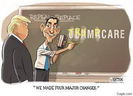 Image result for obamacare trumpcare