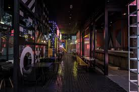 Design District Bars Akiba Dori Restaurants Bars In Dubai Design District Dubai