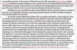 how to prevent pollution essay biology dissertation titles how to prevent pollution essay