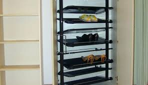 full size of wood shoe shelves for closets wooden closet organizers pallet rack bench simple white