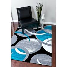 Black and turquoise rug Green Black Area Persian Rugs Turquoise White Black Graygrey Abstract Area Rug 4x27 Overstock Shop Persian Rugs Turquoise White Black Graygrey Abstract Area Rug