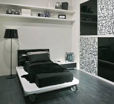 ... black and white room decor ideas, teenage bedroom furniture