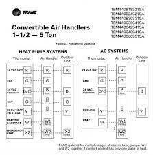 trane air handler wiring diagram trane image trane air handler wiring diagram ukrobstep com on trane air handler wiring diagram