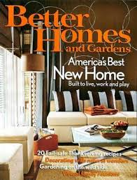 Small Picture Better Homes and Gardens magazine Wikipedia