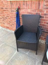 garden chairs x 2 stratford upon avon