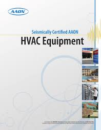 rn rq seismically certified aaon hvac equipment