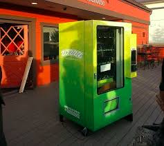 Marijuana Vending Machines Cool Marijuana Vending Machines Recreational Pot Shops