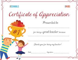 favorite teacher essay co favorite teacher essay teacher appreciation certificate parenting