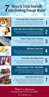 Into Trick Yourself Mondays Ways Drinking More - 7 32 Lose Weight Eat Water To