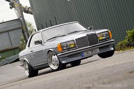 This a a reproduction amg widebody kit12 piece kit. Mercedes Benz W123 230ce 5 0 Benztuning