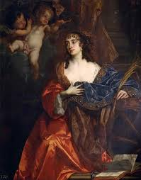 Sir Peter Lely (1618-80) - Eleanor Needham, Lady Byron (1627-64)