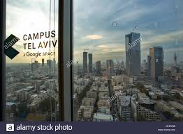 google tel aviv israel. View Of Tel Aviv From Google\u0027s Offices In Aviv, Israel - Stock Image Google