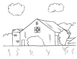Barn Printable Barn Coloring Pages Barn Owl Coloring Pages Printable