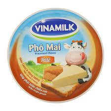 Phô Mai Pate Vinamilk Hộp 120g - Cung cấp thực phẩm Csfood