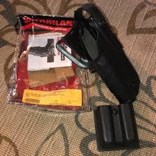 Safariland Holster And Mag Pouch Bundle