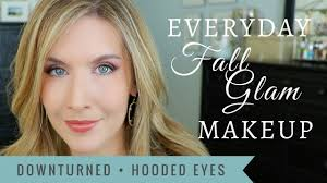 everyday makeup for fall daytime fall glam