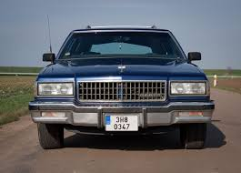 A Tale Of Two Wagons, Part The Second: 1989 Chevrolet Caprice ...