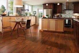 Laminate Flooring For The Kitchen Interior Best Wood Laminate Flooring Kitchen In Brown Colors