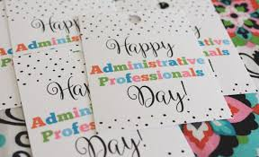 free printable administrative professionals day gift just make stuff