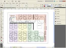 Restaurant Hostess Seating Chart Map Vanessa J Thompson Illustration Design