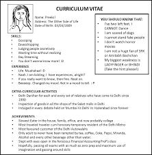 How Do I Do My Resume I Want To Make My Own Resume Krida 5