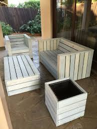 furniture of pallets. pallet wood patio furniture set of pallets