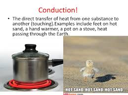 Remember Heat Is Transferred In Three Different Ways Ppt Download