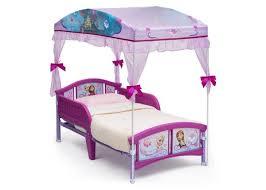 Frozen Toddler Canopy Bed – Delta Children