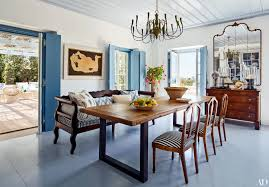 tips to mix and match dining room chairs successfully architectural digest