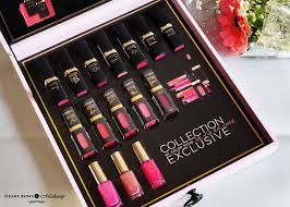 l oreal paris collection star pink la vie en rose review