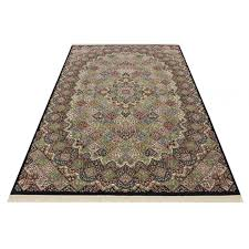 baharestan navy blue traditional rug by savin rugs 1
