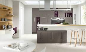 Second Nature Kitchen Doors Inzo Painted Contemporary Kitchen Martha Mockford