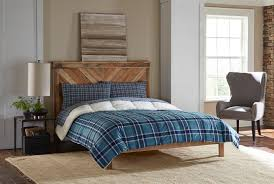 Plaid Bedroom Opulent Cottage Toile Plaid And Gingham Christmas Bedroom Quilted