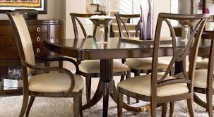 wooden dining furniture. Image Of: Furniture Thomasville Dining Table Wooden B