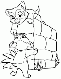 Small Picture Coloring Pages Free Printable Cat Coloring Pages For Kids Warrior