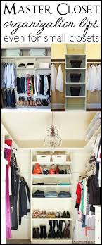 Organize Bedroom How To Organize The Master Bedroom Closet No Matter The Size