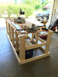 mobile workbench plans. i built a mobile workbench plans
