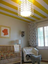 kids room nursery love the striped ceiling and light fixture and kids room light fixture