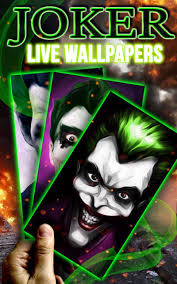 Joker Live Wallpaper HD for Android ...