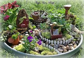 7 Tips for Making a DIY Fairy Garden