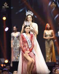 Miss Universe Thailand 2020 Amanda Obdam: Her Spicy Looks Left Fans In Awe  - Hottie Bolly