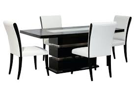tall dining room chairs black dining table white amazing black dining room furniture black dining table