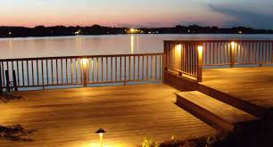 Dock Lighting Ideas How To Make Your Lake Home Shine At Night With Dock Lights