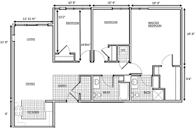 3 Bedroom Floor Plans New Inspiration Design