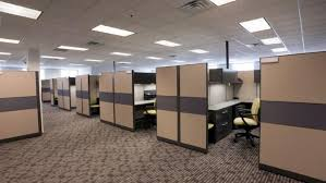 image image office cubicle. So Long, Cubicle! How Millennials Will Change The Office Image Cubicle